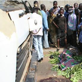 Cameroun,Cameroon - Circulation : 100 morts chaque mois