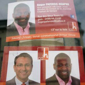 Belgique, Elections communales 2012: Clin d