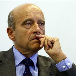 Alain Juppe:Camer.be