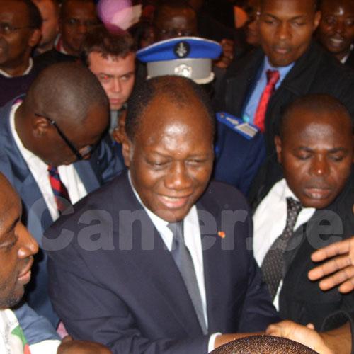 Le président Ouattara maintient le suspense sur sa candidature en 2020