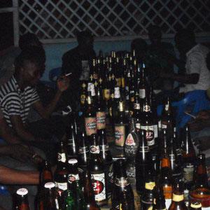 Guinness Cameroun  lutte contre l�acc�s � l�alcool par les mineurs :: CAMEROON