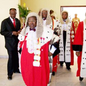 Cameroun - Cour supr�me : Ainsi s�en va Dipanda Mouelle :: CAMEROON