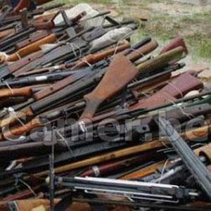 Cameroun,Cameroon : Plus de 30 armes saisies dans le Parc National de Nki