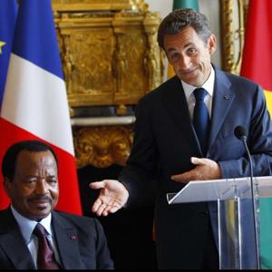 Biya Sarkozy:Camer.be