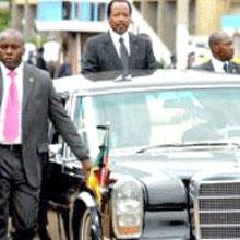 Cameroun,Panique s�curitaire:L��tau se resserre autour de Paul Biya :: CAMEROON