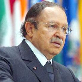 ALGÉRIE :: Algérie : Bouteflika veut finir son mandat malgré ses problèmes de santé :: ALGERIA