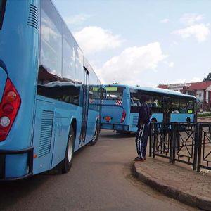 Cameroun:Des nouveaux Bus SOCATUR pour le transport urbain � Douala :: CAMEROON