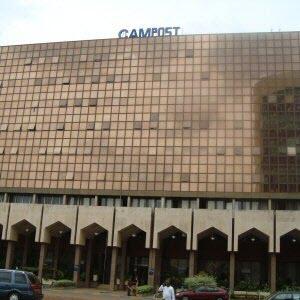 CAMEROUN :: D�tournement � la Campost :: CAMEROON