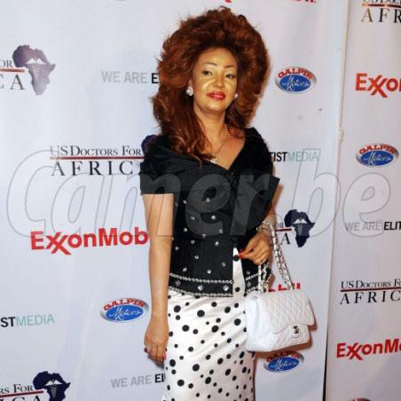CAMEROUN :: Le bon exemple de Chantal Biya :: CAMEROON