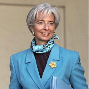 Afrique : Lagarde pr�voit une ann�e difficile pour l