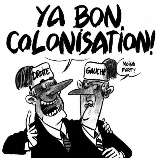France - Afrique : Au nom de l'humanisme colonial venez parader avec nous!