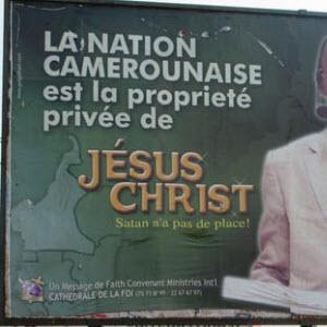 CAMEROUN : LA VIE CONTINUE DANS DES ÉGLISES FERMÉES ! :: CAMEROON