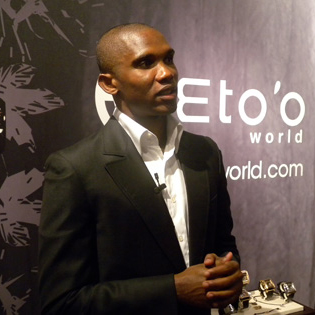 Cameroun: Samuel Eto
