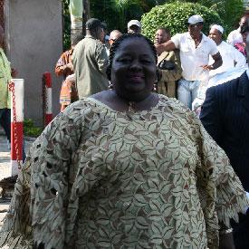 CAMEROUN - COMMUNE DOUALA Ve : L��chec de d�veloppement de Mme Foning �tabli