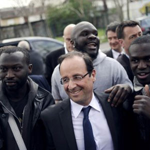 Fran�ois Hollande:Camer.be
