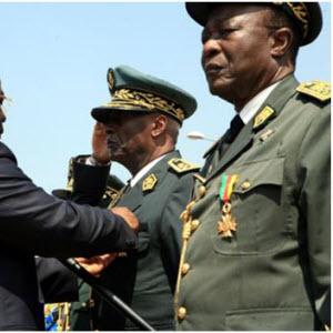Cameroun - Front contre Boko Haram : Trois g�n�raux commis dans le septentrion