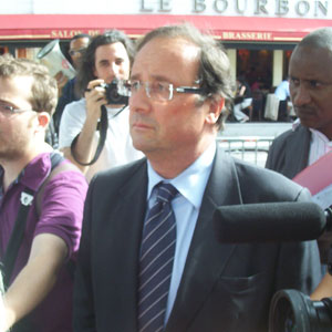 Afrique - s�curit� au Nig�ria : Hollande propose un sommet international � Paris
