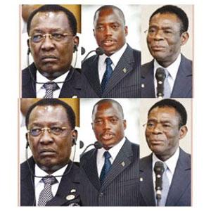 Idriss Deby Kabila:Camer.be