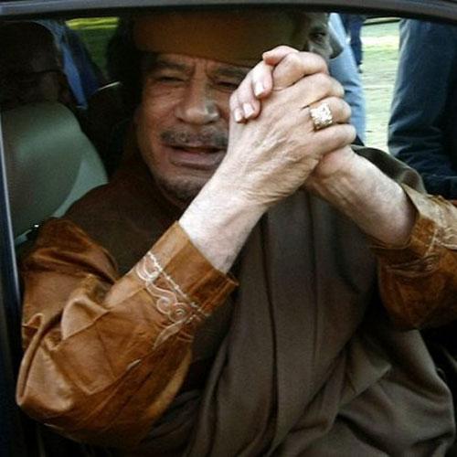 Kadhafi:Camer.be