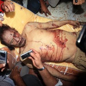 Kadhafi Mort:Camer.be