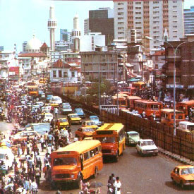 Lagos:camer.be