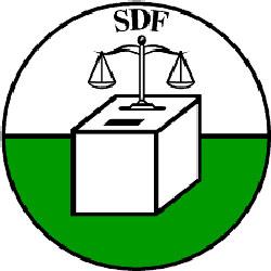 Cameroun,Cameroon - SDF : Les biens du bureau r�gional saisis pour 1.455.375 F CFA