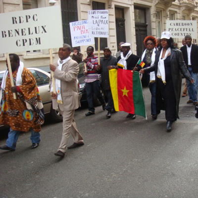 Belgium-Cameron: CAMEROON - SENATE ELECTION � FOR PUBLIC AWARENESS