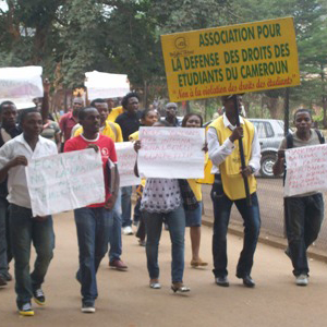 Cameroun,Cameroon - Universit� de Yaound� 1 : Plusieurs Pr�sidents d�Associations Estudiantines d�mant�lent l�ADDEC