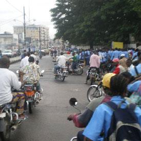 CAMEROUN : LE DESORDRE BIEN ORDONNE COMMENCE PAR DOUALA
