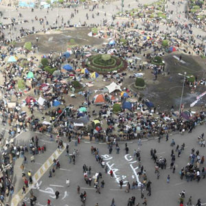 Place Tahrir:Camer.be