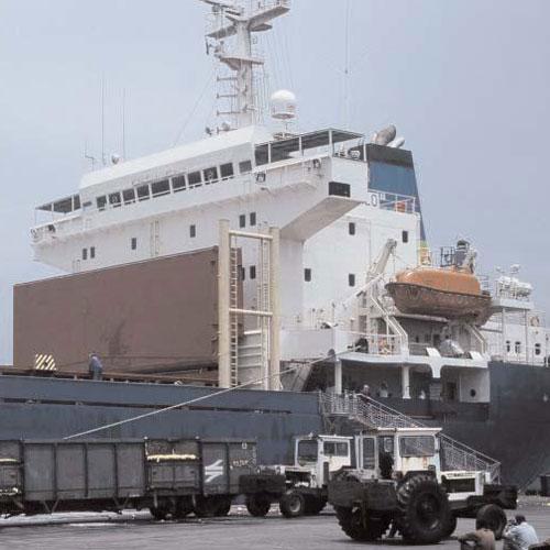 Accord signé entre les ports autonomes de Liège et de Douala au Cameroun