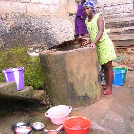 Cameroun - Yaound� : Peur du chol�ra � Efoulan