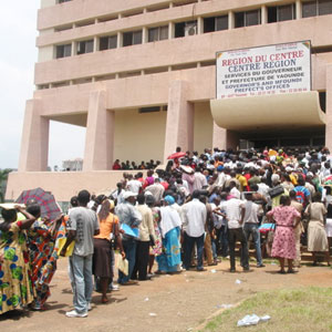 Cameroun : Des irr�gularit�s sur les listes au concours d