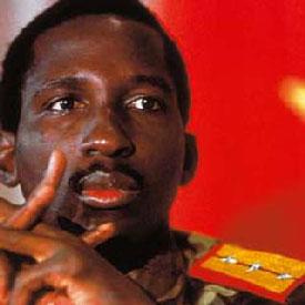 Au Burkina Faso, l'hommage � Thomas Sankara