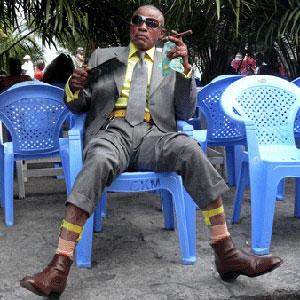 Les Camerounais et la sape congolaise
