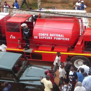 CAMEROUN :: Aéroports : De nouveaux pompiers opérationnels :: CAMEROON