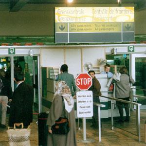Belgique : Une Camerounaise passeuse de drogue interpell�e ce samedi matin � Brussels Airport