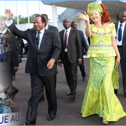 Cameroun - Absence : Sur les traces de Paul Biya en Europe::Cameroon