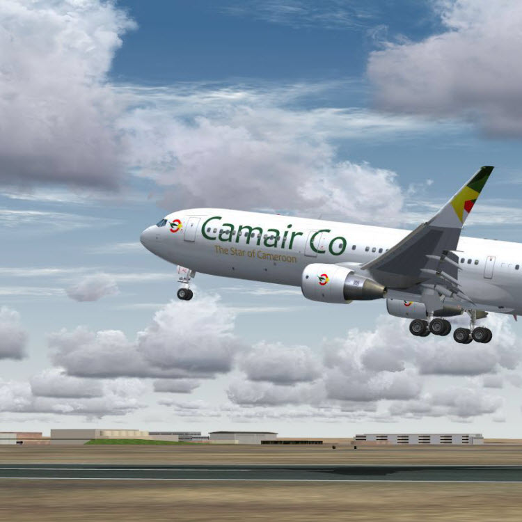 Acquisition : Camair-Co enrichit sa flotte d'un Boeing