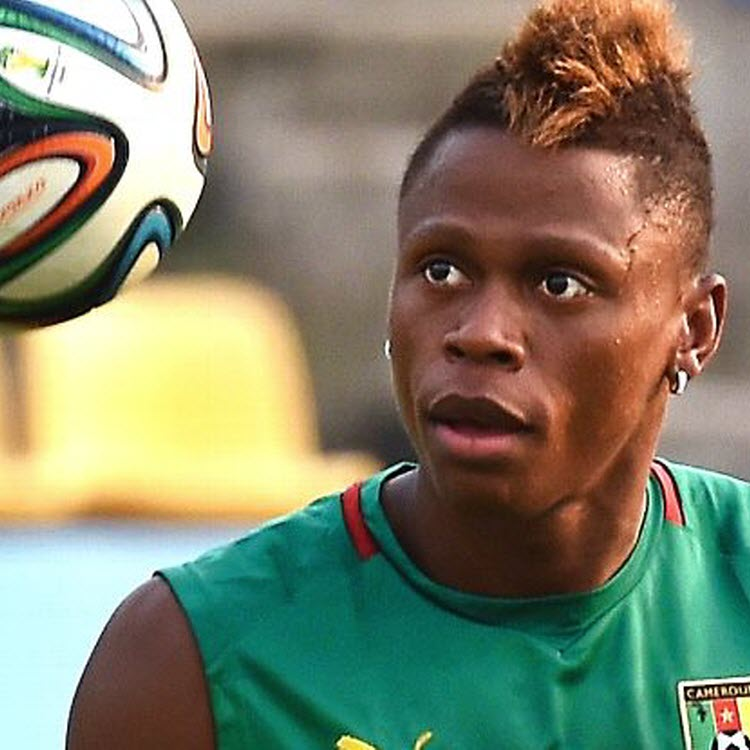 CAMEROUN :: Clinton Njie reverdit � Marseille :: CAMEROON