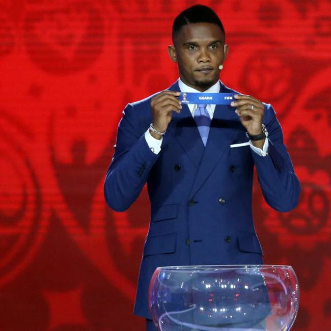 CAMEROUN :: F�cafoot : Comment Samuel Eto�o place ses hommes :: CAMEROON