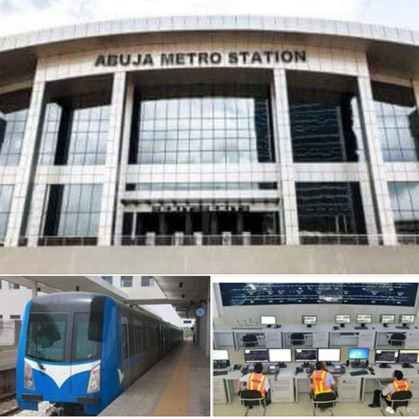 NIGÉRIA :: Nigeria: Federal government set to launch Abuja Rail Mass Transit project