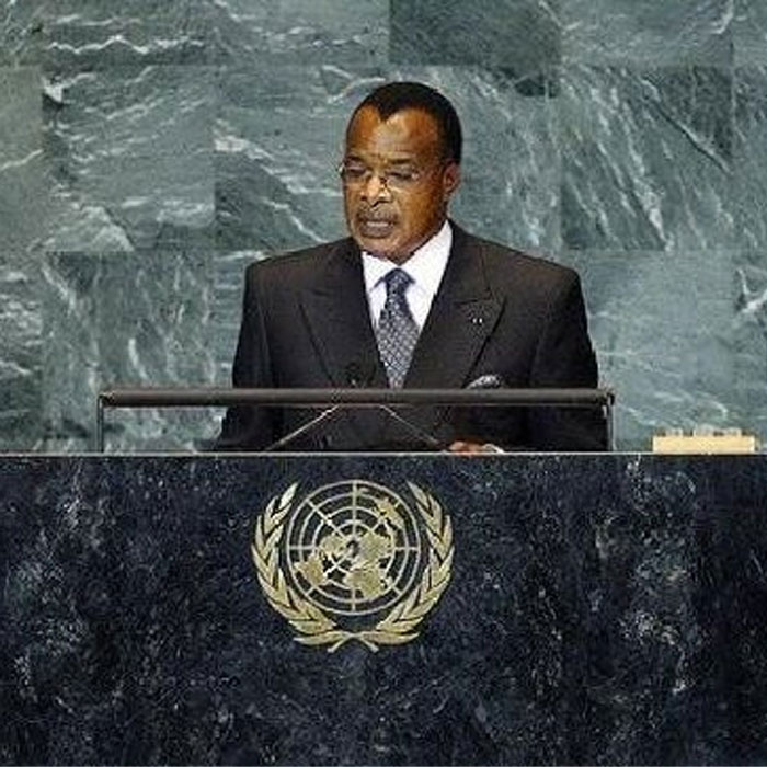 Nations Unies : le Congo affirme son r�le de m�diation en Afrique