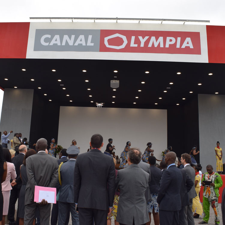 CAMEROUN :: Comment le Groupe Bollor? Africa Logistcs  donne une dimension nouvelle ? l?universit? de Yaound? 1 :: CAMEROON