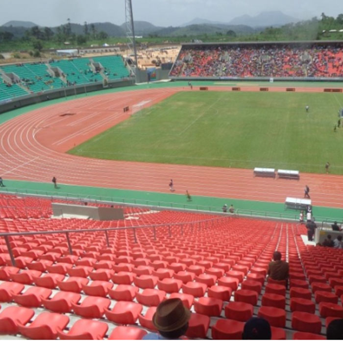 CAMEROUN :: Infrastructures sportives : Nos stades sont les plus chers :: CAMEROON