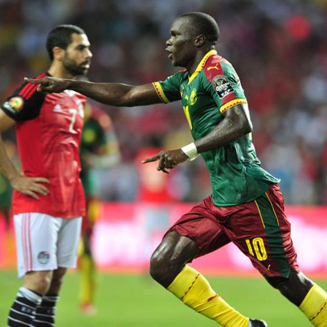 Eliminatoires de la CAN 2021 : Aboubakar de retour