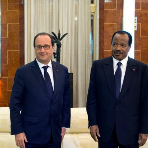 Rencontre paul biya hollande