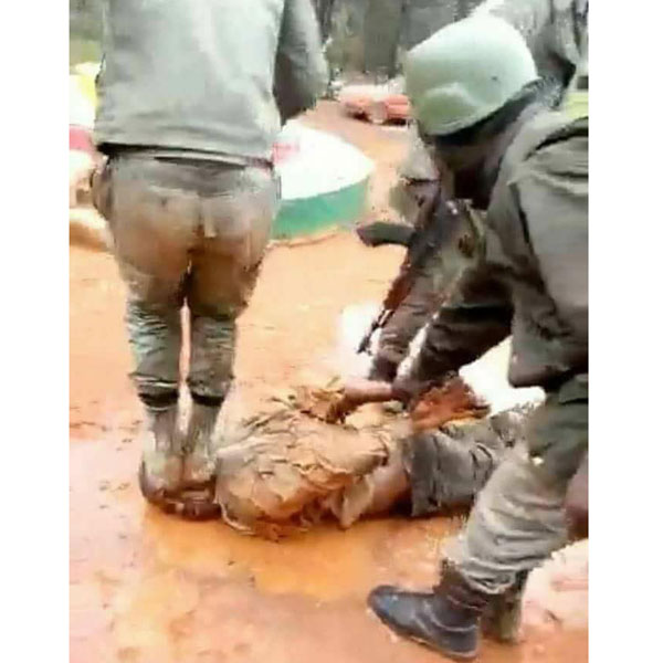 CAMEROUN :: The CL2P calls for an international investigation into war crimes and crimes against humanity being committed in English-speaking Cameroon