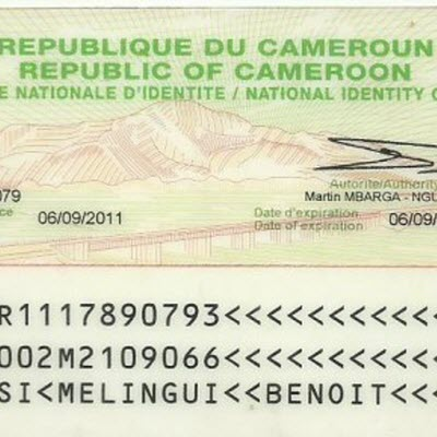 CAMEROUN :: S�ret� nationale : Le scandale de la carte nationale d�identit� :: CAMEROON