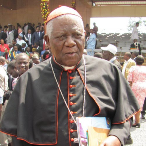CAMEROUN :: Ils ont marqué le Grand dialogue - Cardinal Christian Tumi : Une implication remarquable :: CAMEROON